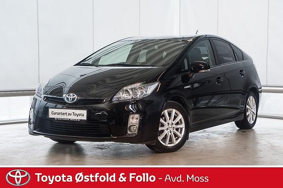 Toyota Prius 1,8 VVT-i Hybrid Executive / NAVIGASJON / RYGGEKAMERA /  2011, 106400 km, kr 154000,-