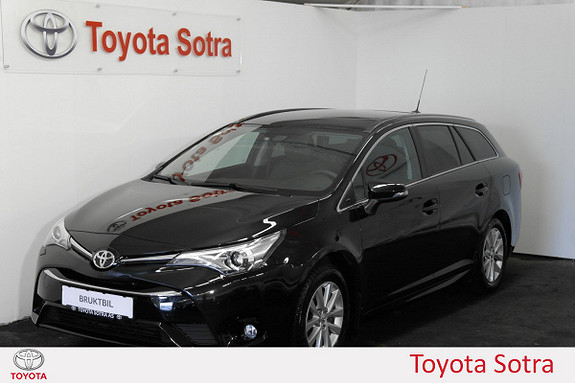 Toyota Avensis Touring Sports 1,6 D-4D Active Style  2015, 23 331 km, kr 279 000,-