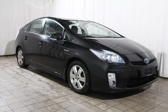 Toyota Prius 1,8 VVT-i Hybrid Executive Navi-Solcelleglasstak-LED