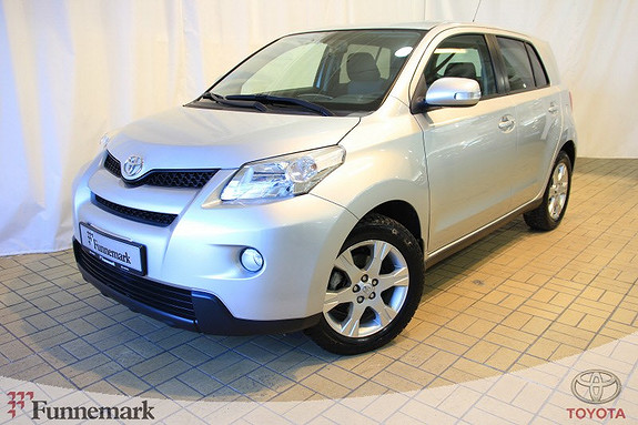 Toyota Urban Cruiser 1,4 D-4D Elegant AWD  2011, 50995 km, kr 159000,-