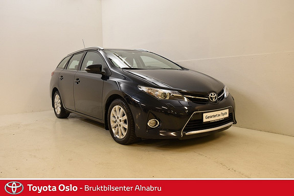 Toyota Auris Touring Sports 1,6 Mdrive Active DAB +, Automat,  2013, 65176 km, kr 194900,-