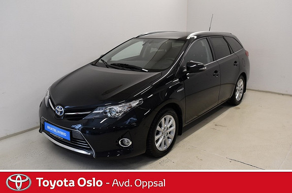 Toyota Auris Touring Sports 1,8 Hybrid Executive Navigasjon, Ryggeka  2014, 59406 km, kr 239900,-