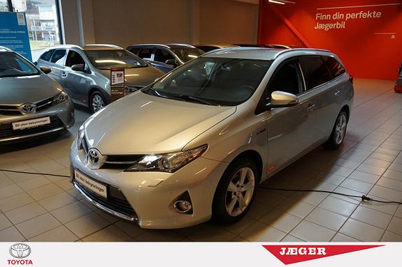 Toyota Auris Touring Sports 1,8 Hybrid Active+ M. parkeringssensorer  2015, 20000 km, kr 259000,-