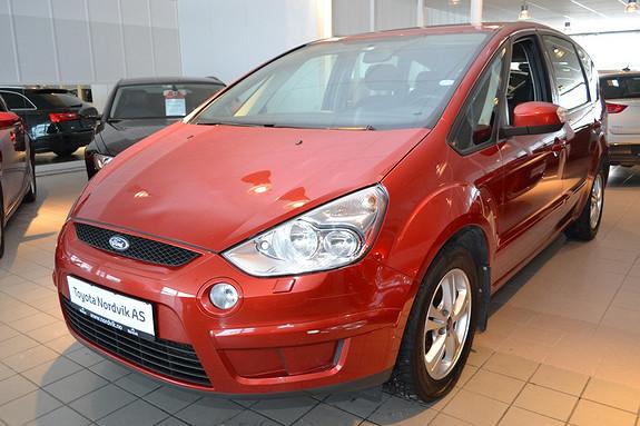 Ford S-MAX 2,0 TDCi 115hk DPF Trend  2009, 139000 km, kr 159000,-