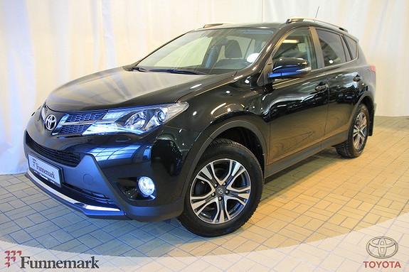 Toyota RAV4 2,0 D-4D 2WD Active  2013, 65679 km, kr 259000,-