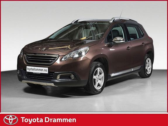 Peugeot 2008 Allure 1,2 VTi 82hk  2013, 31170 km, kr 169000,-