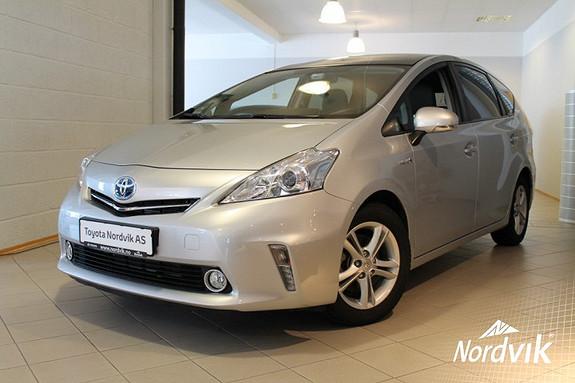 Toyota Prius 1,8 VVT-i Hybrid Executive  2014, 37704 km, kr 260000,-