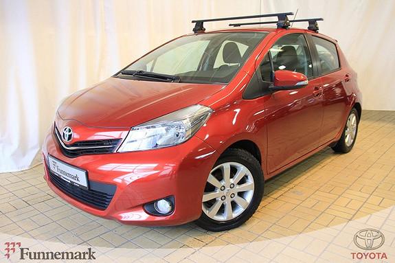 Toyota Yaris 1,33 Style  2014, 42418 km, kr 164000,-