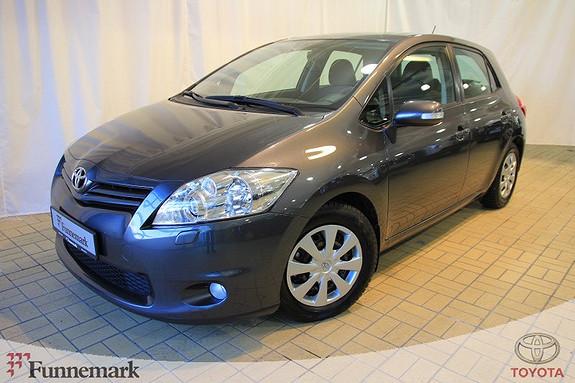 Toyota Auris 1,4 D-4D (DPF) Advance  2011, 64630 km, kr 129000,-