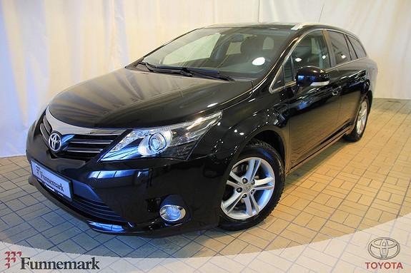 Toyota Avensis 1,8 147hk Advance Multidrive S  2014, 61593 km, kr 269000,-