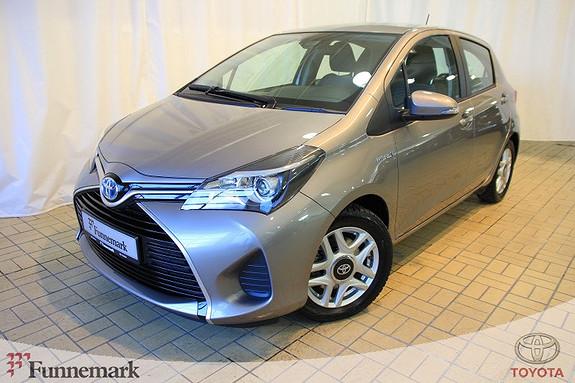 Toyota Yaris 1,5 Hybrid Active e-CVT  2015, 14193 km, kr 199000,-