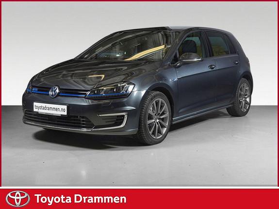 Volkswagen Golf 1,4 204hk GTE DSG  2016, 6950 km, kr 335000,-