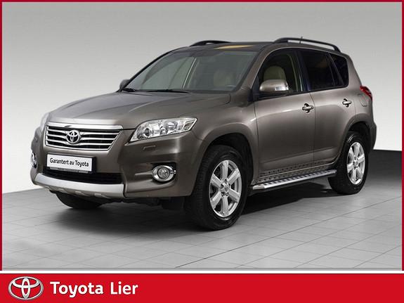 Toyota RAV4 2,0 VVT-i Vanguard Exec.M-drive S Flott bil , mye utsty  2012, 75600 km, kr 279000,-