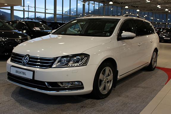 Volkswagen Passat 140hk TDI 4-Motion  2011, 90120 km, kr 258000,-