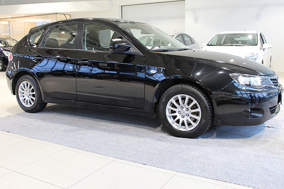Subaru Impreza 2.0 R Classic 150Hk  2009, 128710 km, kr 134000,-