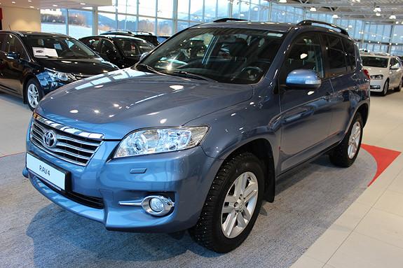 Toyota RAV4 2.2 4WD Executive  2010, 111854 km, kr 229000,-