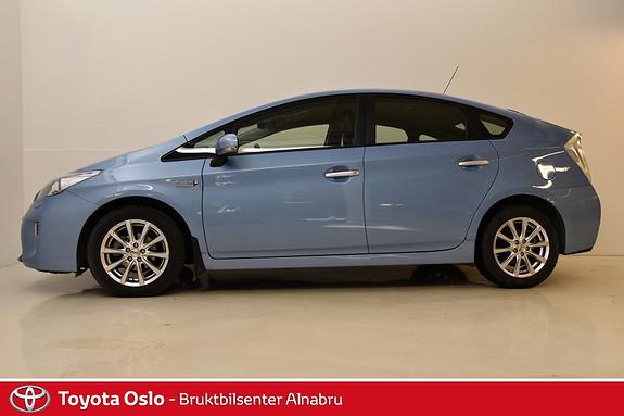 Toyota Prius Premium Skinn, Navi, JBL, Automat, DAB+,  2012, 52832 km, kr 199900,-