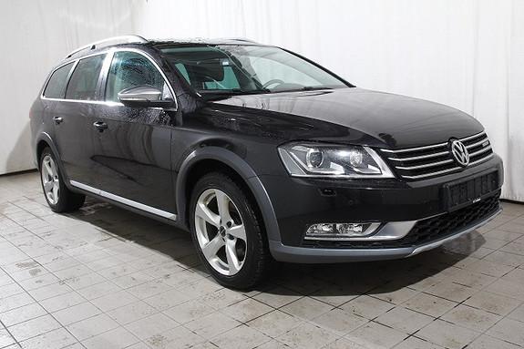 Volkswagen Passat Alltrack 2,0 TDI 170hk BMT DSG 4M DAB-HF-Navi-Park.varmer-Cruise