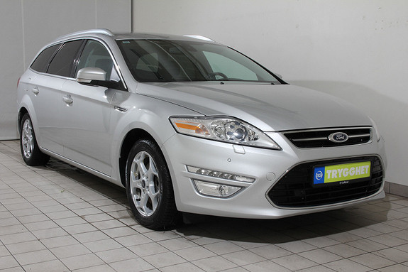Ford Mondeo 1,6 TDCi 115hk Titanium ECOnetic EN EIERS BIL - SE KM-
