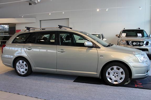 Toyota Avensis 2.0 D-4D Sol  2005, 156850 km, kr 73000,-