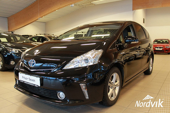 Toyota Prius+ Seven 1,8 VVT-i Hybrid Executive  2012, 44528 km, kr 245000,-