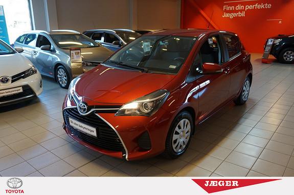 Toyota Yaris 1,5 Hybrid Active M. DAB+ og Ryggekamera  2015, 41000 km, kr 189000,-