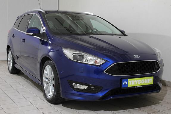 Ford Focus 1,0 EcoBoost 125hk Titanium X VARME I RATT-RYGGEKAMERA