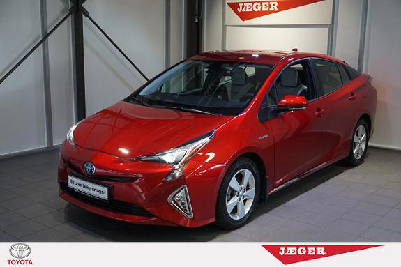 Toyota Prius 1,8 VVT-i Hybrid Executive  2016, 4500 km, kr 339000,-