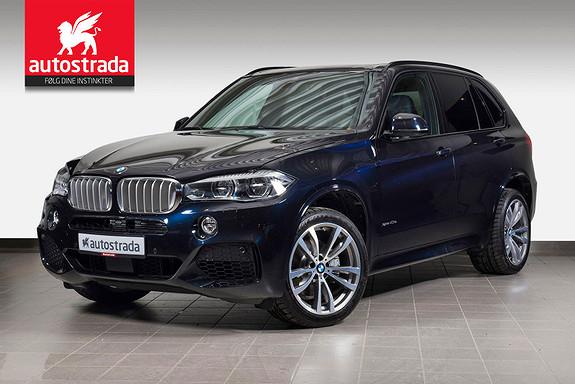 BMW X5 40e Hybrid xDrive M-Sport 313hk/ Ny Norsk bil!  2016, 500 km, kr 900000,-