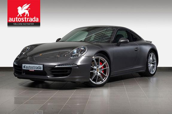 Porsche 911 991 Carrera 4S
