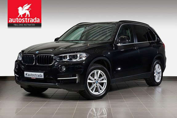 BMW X5 25dA xDrive Pano/Navi Prof/Kamera  2014, 43000 km, kr 699000,-