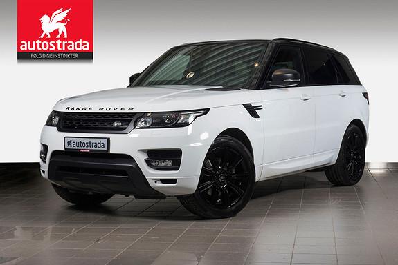 Land Rover Range Rover Sport TDV6 HSE Dynamic Stealth Pack  2015, 34500 km, kr 999000,-