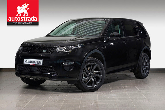 Land Rover Discovery Sport TD4 HSE Dynamic/ACC/Webasto/H.feste/Panorama/Kamer/Navi  2017, 10 km