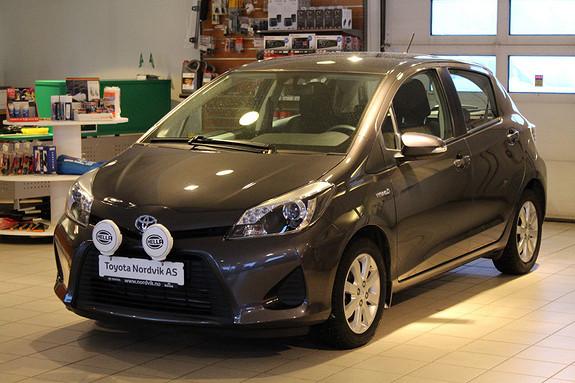 Toyota Yaris 1,5 Hybrid Active e-CVT DAB+ ADAPTER  2013, 38255 km, kr 159000,-
