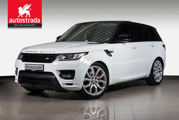 Land Rover Range Rover Sport SDV6 Autobiography Dynamic  2014, 30000 km, kr 1049000,-