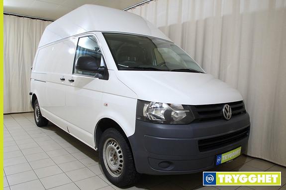 Volkswagen Transporter 2,0 TDI 140hk 4M u/vindu lang HØYT TAK