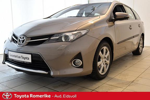 Toyota Auris Touring Sports 1,4 D-4D Active DAB+! Garanti! Innbytte!  2013, 80671 km, kr 189000,-