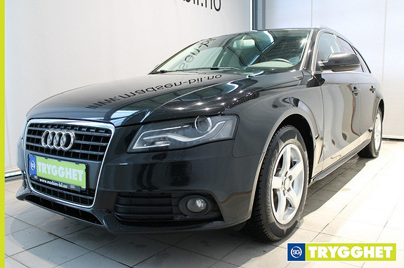 Audi A4 2,0 TDI 120 hk HENGERFESTE, BI-XENON, NAVIGASJON, MØRKE