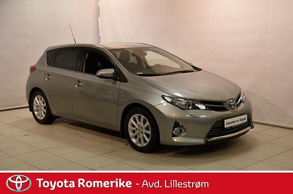 Toyota Auris 1,8 Hybrid Executive HSD  2014, 26703 km, kr 240000,-