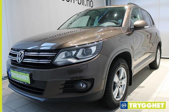 Volkswagen Tiguan 2,0 TDI 110hk  Trend & Fun BMT BI-XENON, HENGERFESTE, C