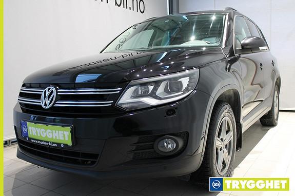 Volkswagen Tiguan 2,0 TDI 110hk  Trend & Fun BMT BI-XENON, INNFELLBART HE