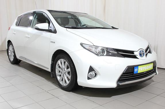 Toyota Auris 1,8 Hybrid E-CVT Executive  1 eiers bil, mye utstyr