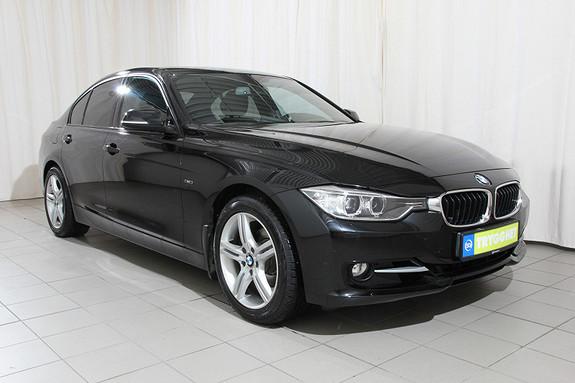BMW 3-serie 320i 1 eiers meget pen bil, hengerfeste,navi,dab