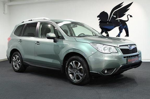 Subaru Forester 2.0D Premium AWD H.feste
