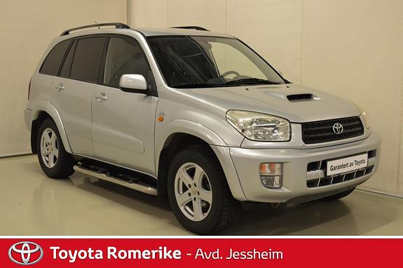 Toyota RAV4 D-4D 4wd  2003, 252400 km, kr 69000,-