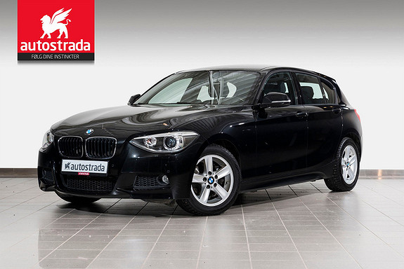 BMW 1-serie 116d M-sport/Navi/Hifi