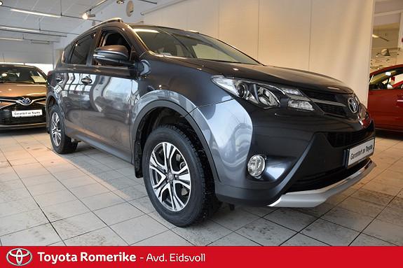 Toyota RAV4 2,0 4WD 71'N Edition CVT  2015, 31361 km, kr 399000,-