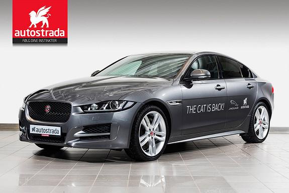 Jaguar XE 20d 180hk AWD R-Sport/ Topputstyrt!