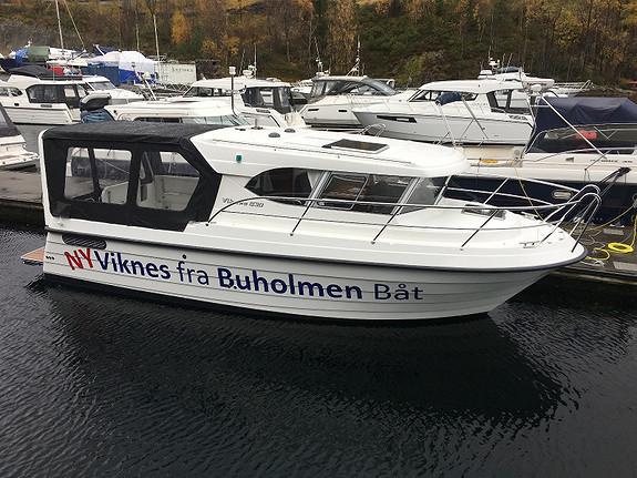 """Vår NYE Viknes 830 MØT OSS PÅ """"SJØEN FOR ALLE"""
