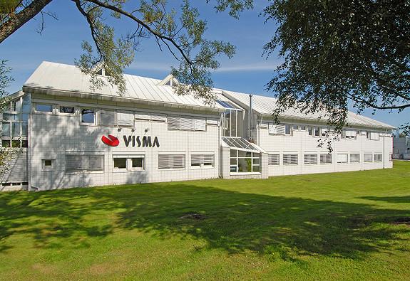 Kontorlokaler i flott bygg med særpreg sentralt ved innkjøringen til Fredrikstad